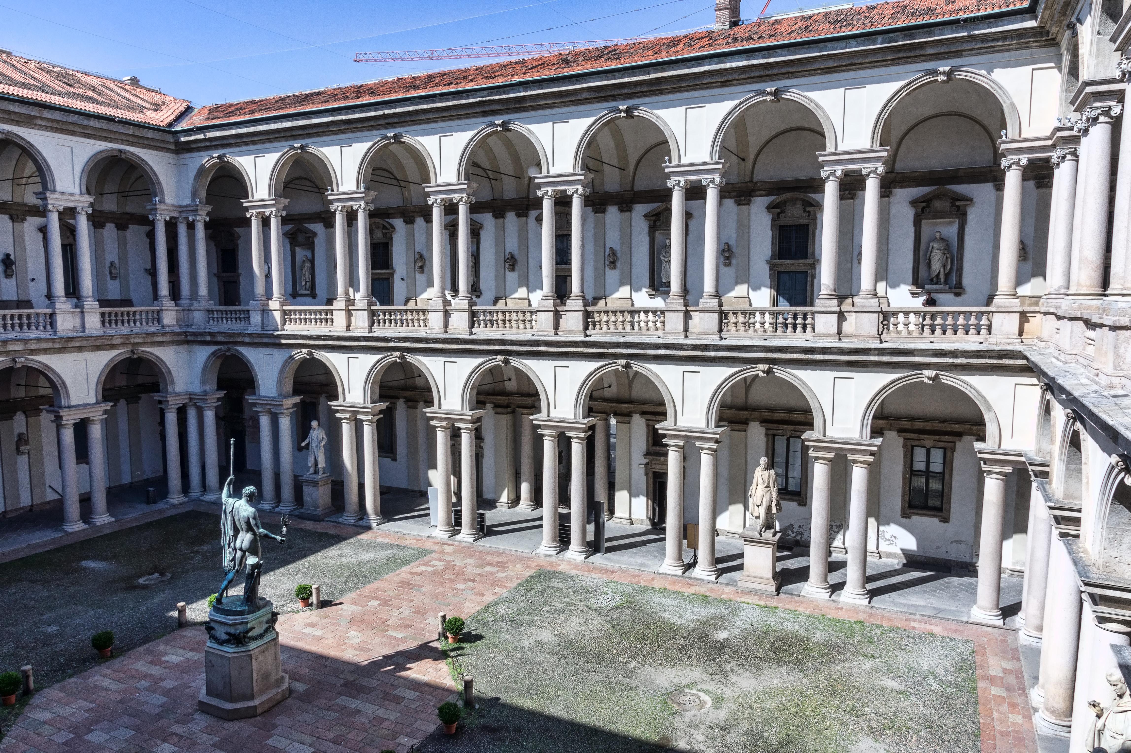 Brera Art Gallery (Milan)