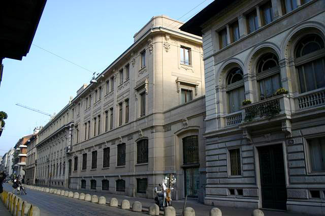 RCS MEDIAGROUP S.P.A. - head office Via Solferino, Milan