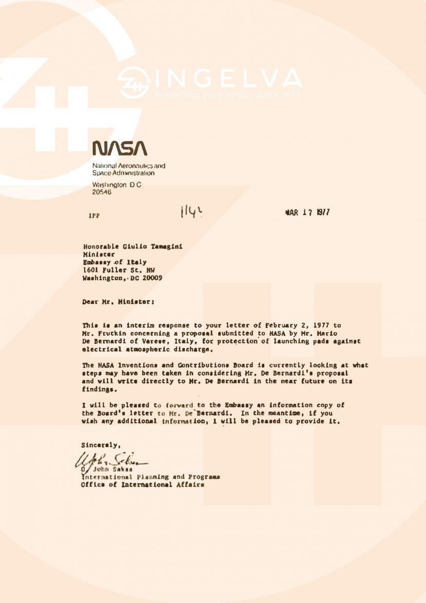 Ingelva reference letter
